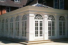 orangery buildings and roof lanterns